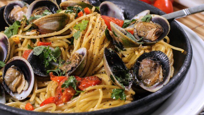 1872_Spaghetti alle vongole